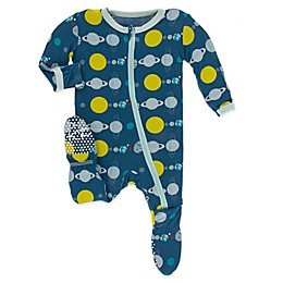 KicKee Pants® Toddler Twilight Planets Footie Pajama