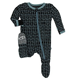 KicKee Pants® Elements Footie Pajama in Midnight