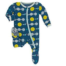 KicKee Pants® Twilight Planets Footie Pajama