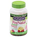 Vitafusion® 90-Count Prenatal DHA & Folic Acid Gummy Vitamins