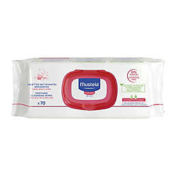 Mustela® Soothing Cleansing Wipes
