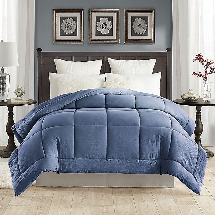 Alternate image 1 for Tahari Prewashed Down Alternative Comforter