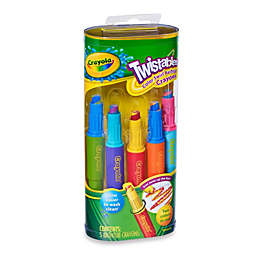 Crayola® Play Visions Twistables 5-Pack Color Swirl Crayons