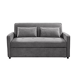 Lifestyle Solutions® Serta® Filmore Convertible Queen Sofa Bed in Grey