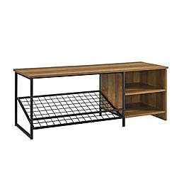 Forest Gate™ 48-Inch Shoe Rack Bench
