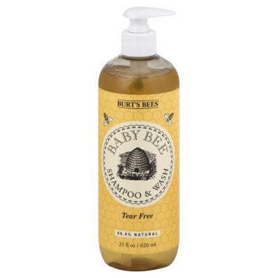 Burt S Bees 174 Baby Bee 174 21 Oz Original Shampoo Amp Wash