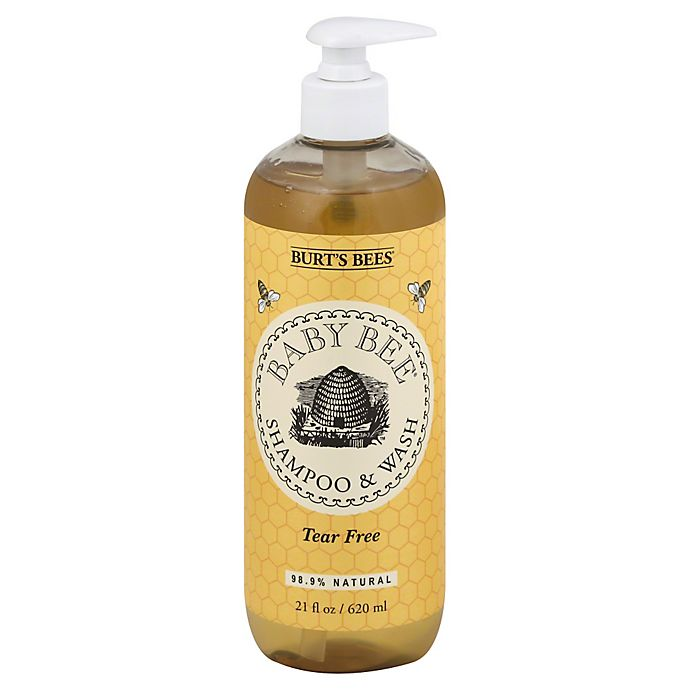 4908397ec Burt s Bees® Baby Bee® 21 oz. Original Shampoo   Wash