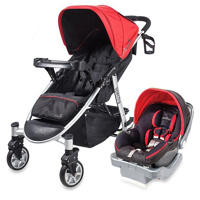 Summer Infant Prodigy Infant Car Seat Jet Set