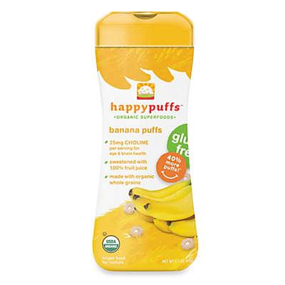Happy Baby™ Happy Puffs™ Organic 2.1 oz. Puffs in Banana