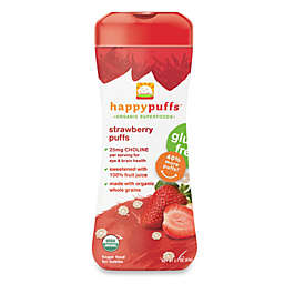 Happy Baby™ Happy Puffs™Organic 2.1-Ounce Puffs in Strawberry