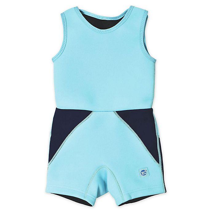 Alternate image 1 for Splash About Jammer Short Wetsuit in Blue
