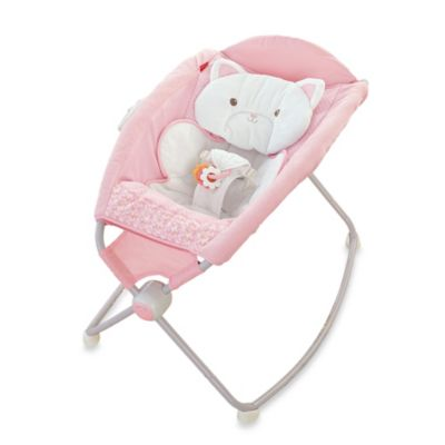Fisher Price 174 My Little Snugakitty Deluxe Rock N Play