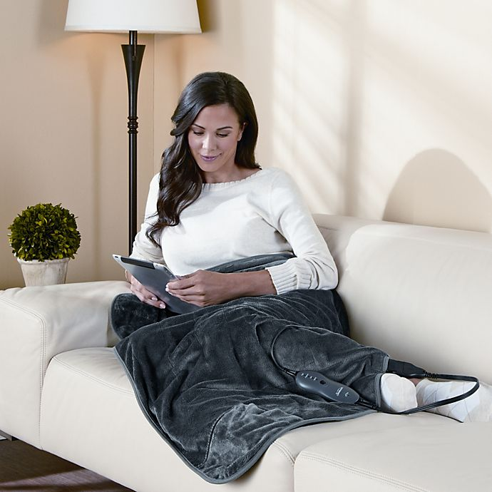 Alternate image 1 for Sunbeam® Chill-Away™ Personal Heated Wrap