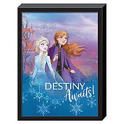 Disney® Frozen 2 3D Destiny Awaits 15-Inch x 20-Inch Framed Wall Art