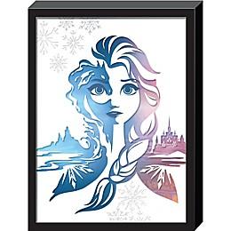 Disney® Frozen 2 3D Elsa 15-Inch x 20-Inch Framed Wall Art