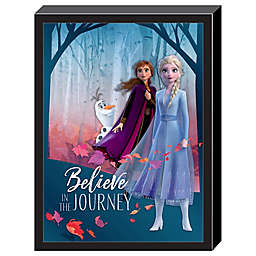 Disney® Frozen 2 3D Believe in the Journey 15-Inch x 20-Inch Framed Wall Art