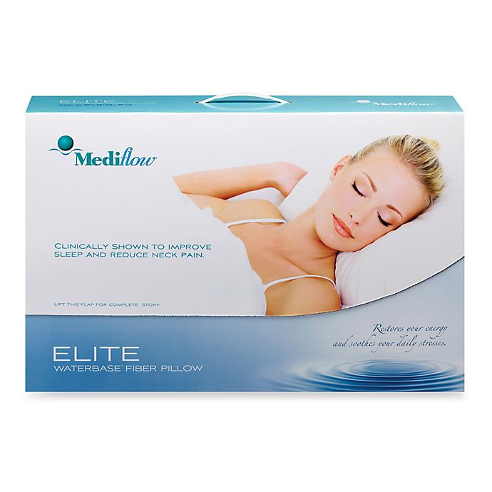 Alternate image 1 for Mediflow® Waterbase® Elite Pillow