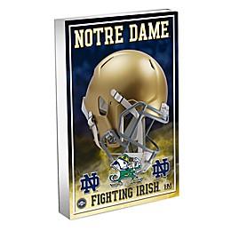 University of Notre Dame 3D BlocKart