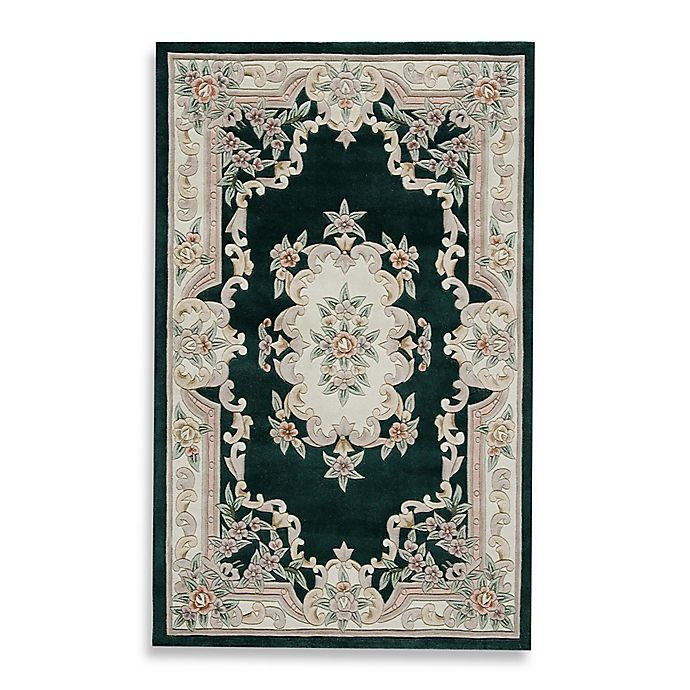 Rugs America New Aubusson Rug In