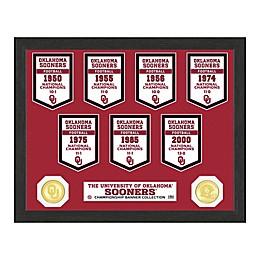 University of Oklahoma National Champs Banner