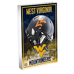 West Virginia University 3D BlocKart
