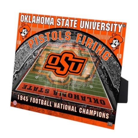 Oklahoma State University Stadium PleXart | Bed Bath & Beyond