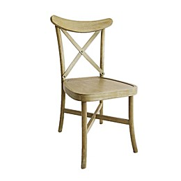 Bee & Willow™ Home X-Back Wood Dining Chair