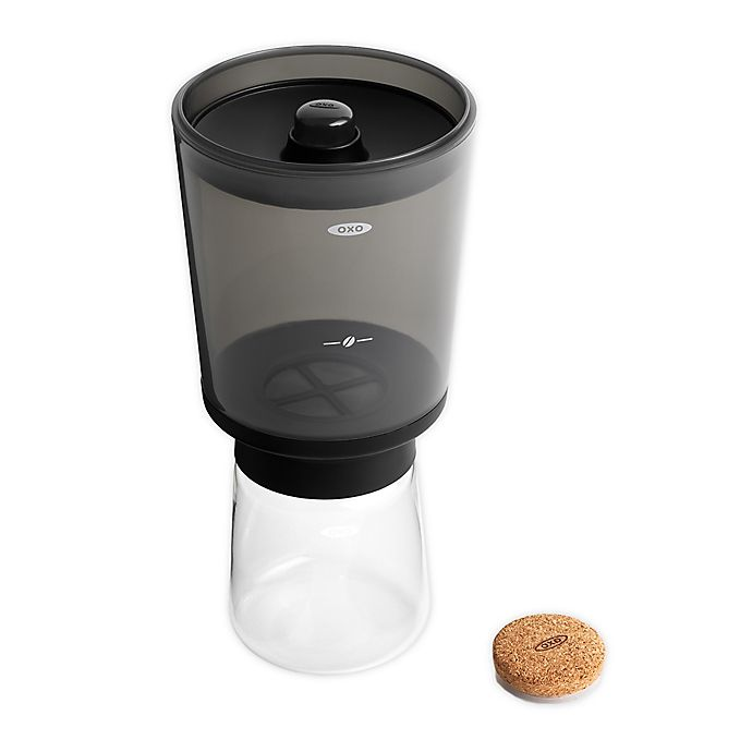 Alternate image 1 for OXO Good Grips® Compact Cold Brew Coffee Maker