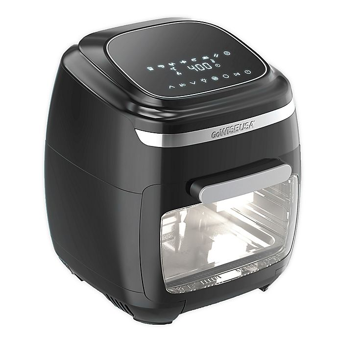Alternate image 1 for GoWISE USA® Vibe 11.6 qt. Air Fryer