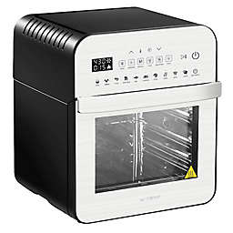 GoWISE USA® 12.7 qt. Air Fryer Oven Ultra in Silver/Black