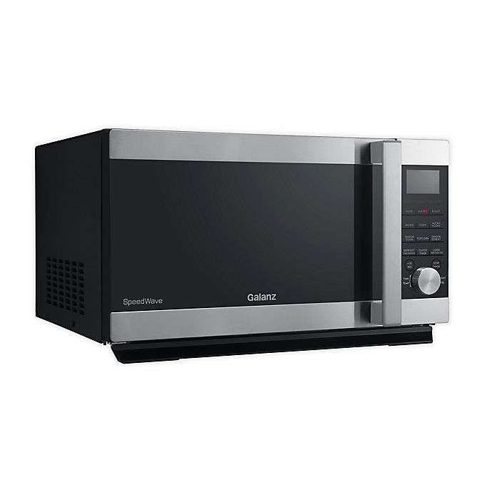 Alternate image 1 for Galanz 1.6 cu. ft. SpeedWave 3-in-1 Convection Oven
