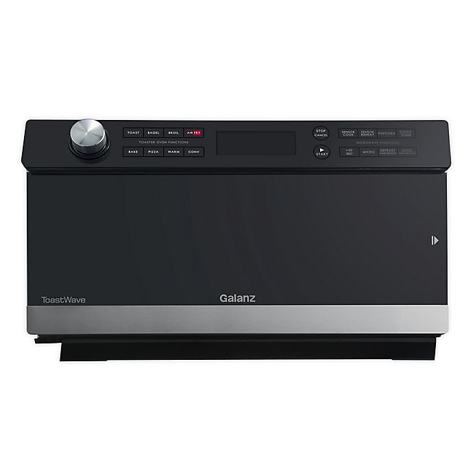 Alternate image 1 for Galanz 1.2 cu. ft. ToastWave™ 4-in-1 Countertop Oven