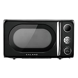 Galanz Retro Styled 0.7 cu. ft. Microwave Oven in Black