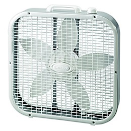 Lasko® 20-Inch 3-Speed Box Fan in Grey