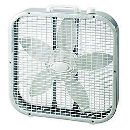 Lasko® 20-Inch 3-Speed Box Fan in Grey