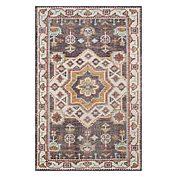 Momeni® Ophelia 8' x 10' Hand-Knotted Area Rug in Brown