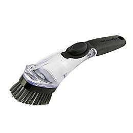 KitchenAid® Soap Dispensing Sink Brush in Black