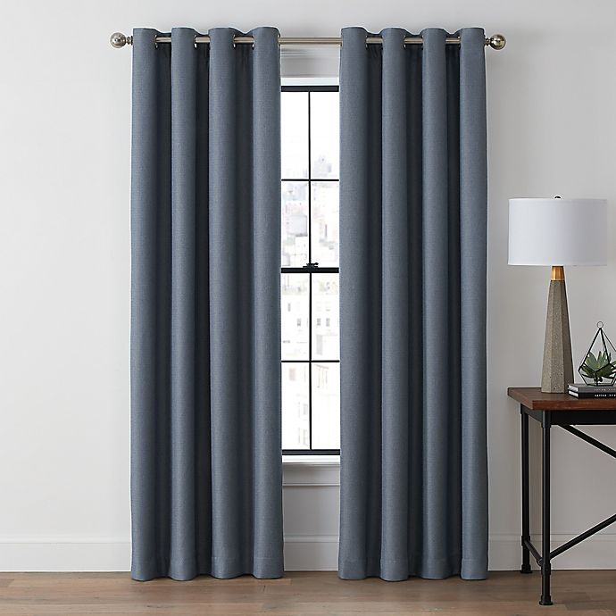 Blackout Window Curtain Panel