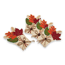 Leaves Utensil Holders (Set of 4)