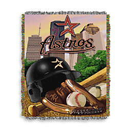 MLB Houston Astros Tapestry Throw