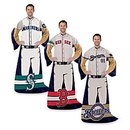 MLB Uniform Comfy Throw