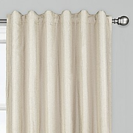 Cornell Rod Pocket/Back Tab Room Darkening Window Curtain Panel