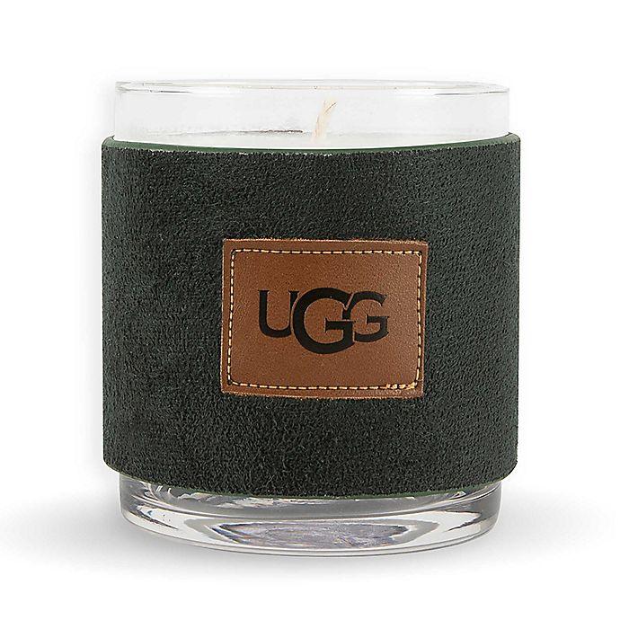 Alternate image 1 for UGG® Byron 14 Oz. Cedar & Balsam Scented Candle