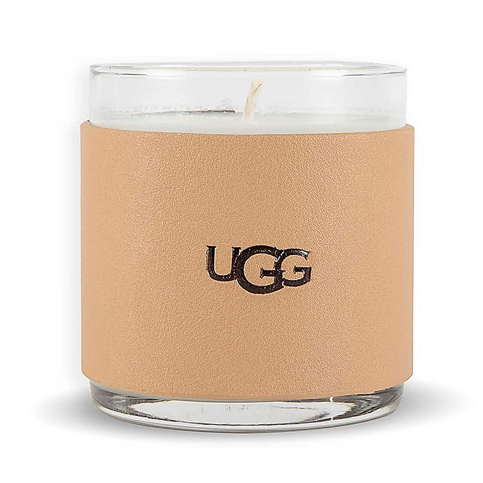 Alternate image 1 for UGG® Byron 14 Oz. Candied Cookies Scented Candle
