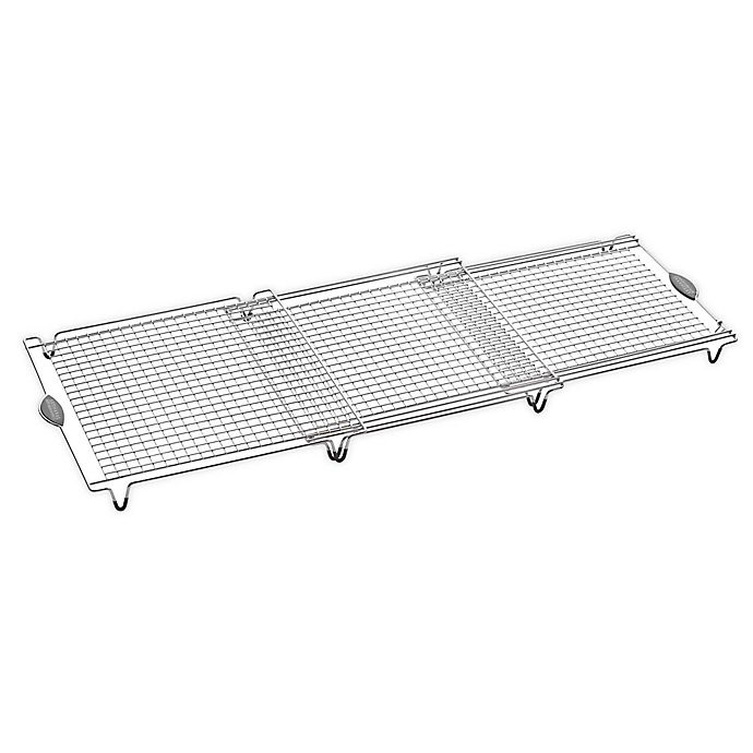 Alternate image 1 for Artisanal Kitchen Supply® 36-Inch Expandable Cooling Rack