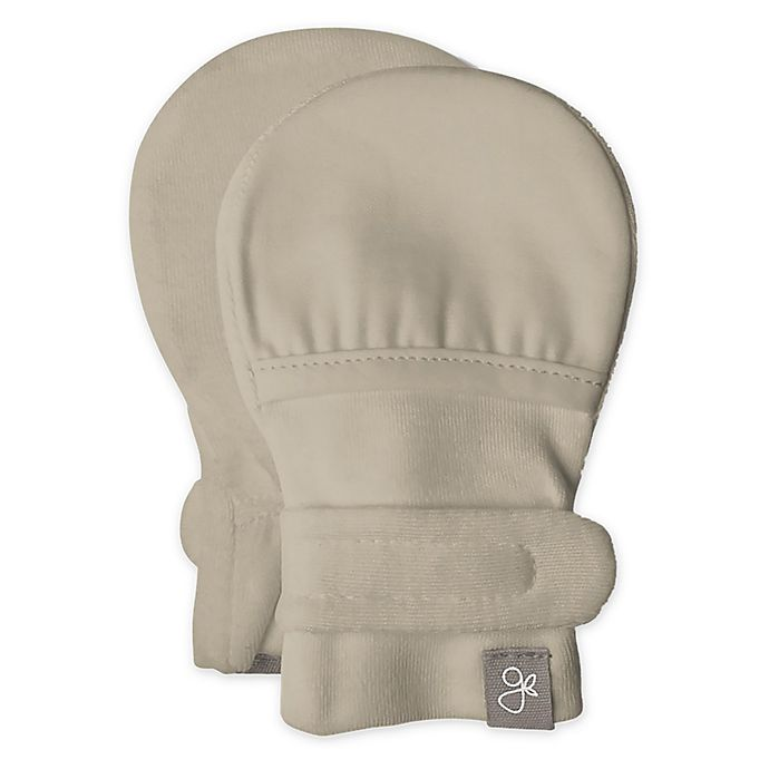 Alternate image 1 for goumi® Mitts in Beige