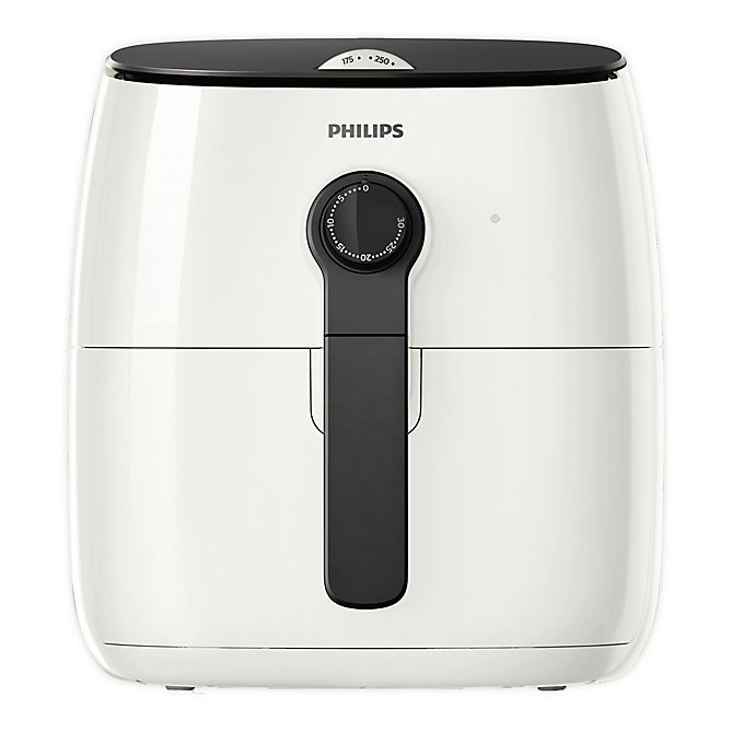 Alternate image 1 for Philips Air Fryer with Fat Removal Technology in White