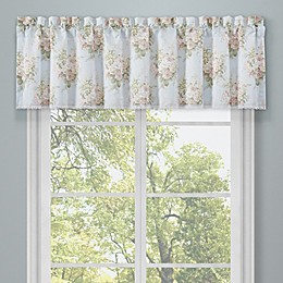 J. Queen New York™ Hilary Window Valance in Blue