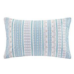 Echo Design™ Bukhara Oblong Throw Pillow in Blue