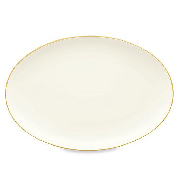 Alternate image 1 for Noritake® Colorwave 16-Inch Oval Platter in Mustard